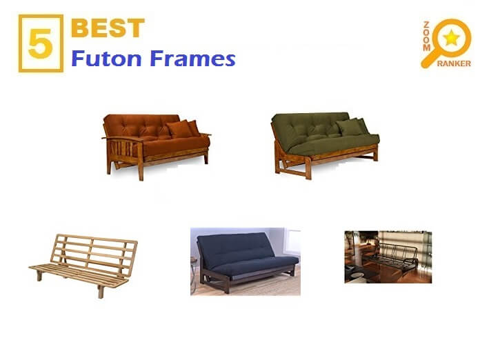 Best Futon Frames 2018 (Updated 2019)