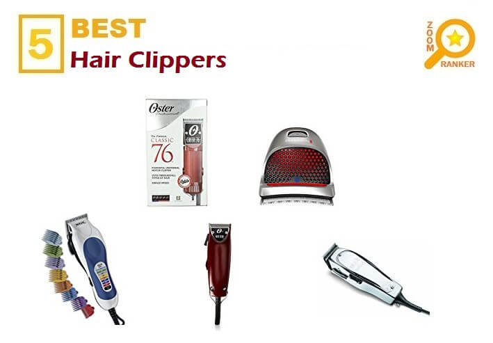 [2019] Best Hair Clippers