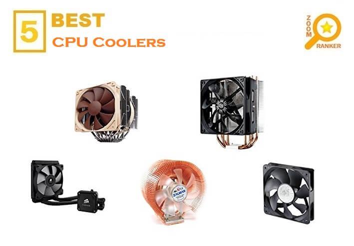 Best CPU Coolers (Review 2018)