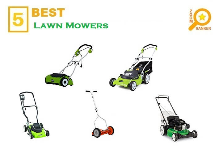 The Best Lawn Mowers for 2018 - Lawn Mowers (Review)