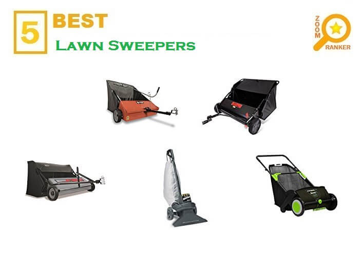 The Best Lawn Sweepers for (2018) - Lawn Sweeper Reviews
