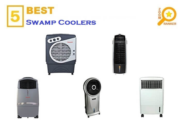 BEST Swamp Coolers 2018 - Portable Evaporative Coolers