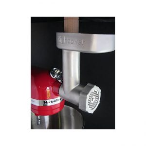 The Heavy Duty Stainless Meat Grinder for Kitchenaid Mixer