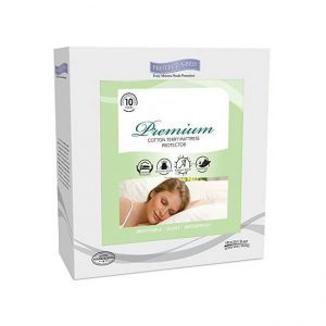 The Protect-A-Bed Premium Waterproof Mattress Protector