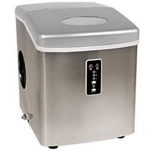 The Edgestar IP210SS1 Portable Ice Maker