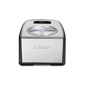 The Cuisinart ICE-100 Compressor Ice Cream and Gelato Maker