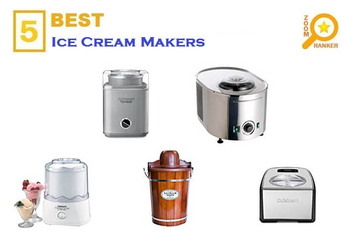 Reviews of the Best Affordable Ice Cream Makers to Buy 2019
