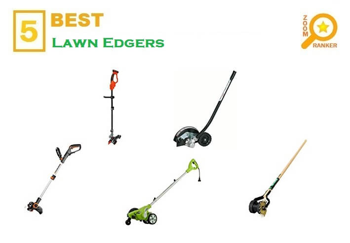 Reviews of the Best Affordable Lawn Edgers to Buy 2019