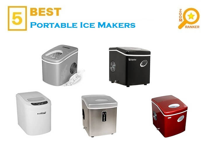 The Best Portable Ice Makers For 2018 - Ice Makers (Reviews)