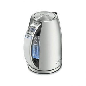 The Cuisinart CPK-17 Stainless Steel Electric Kettle
