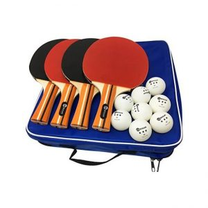 The JP WinLook Ping Pong Paddle Set