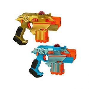 The Lazer Tag Phoenix LTX Tagger 2-pack