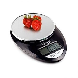 The Ozeri Pro Digital Kitchen Food Scale