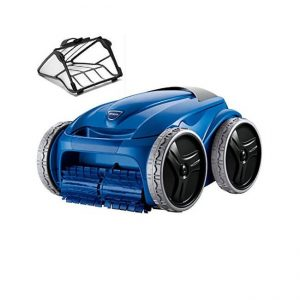 The Polaris F9450 Sport Robotic In-Ground Pool Cleaner