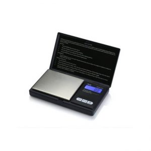 The American Weigh Scales AWS-250-BLK Digital Pocket Scale