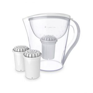 The pH RESTORE Alkaline Water Pitcher