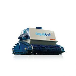 The Aquabot Junior Automatic Robotic In Ground Pool Cleaner