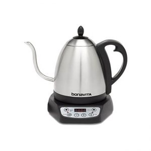 The Bonavita Digital Variable Temperature Gooseneck Kettle