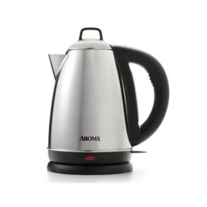 The Aroma Housewares Hot Cordless Electric Water Kettle