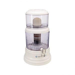 The Zen Water Systems Countertop Filtration and Purification System