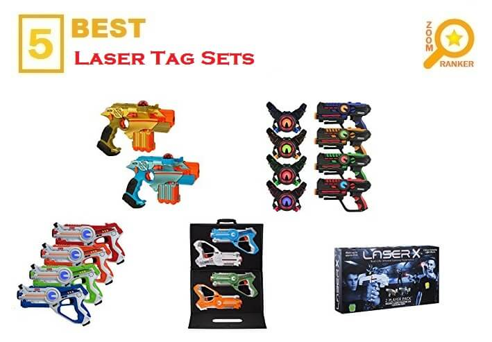 The Best Laser Tag Sets for 2018 - Laser Tag Set Reviews