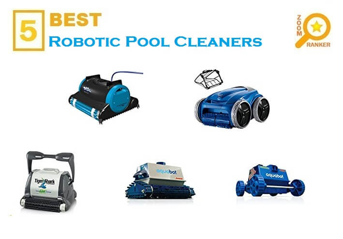 The Best Robotic Pool Cleaners for 2018 - Robotic Pool Cleaner Reviews