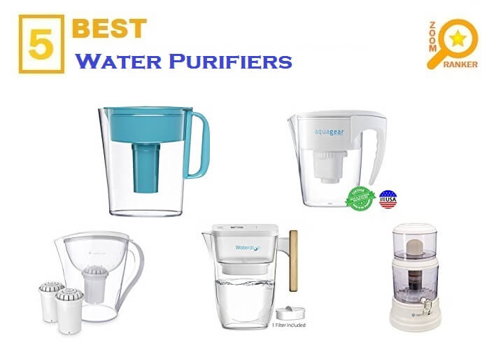 Reviews of the Best Affordable Water Purifiers to Buy 2019