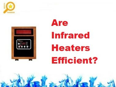 Are Infrared Heaters Efficient?